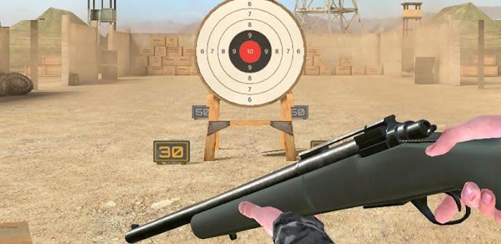 Gewehrschütze - Scharfschütze