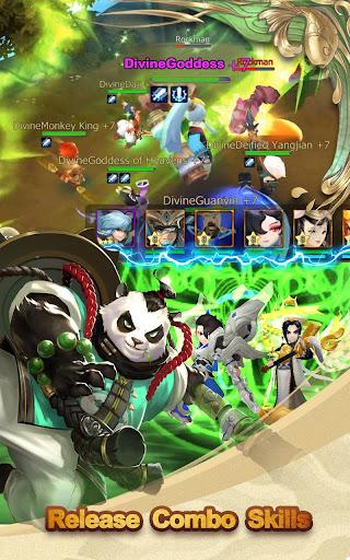 Monkey King-Demon Invasion 1.3.6 screenshots 2