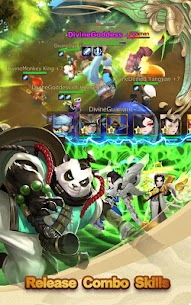 Monkey King Demon Invasion MOD (1 Hit Kill/High Defence) 2