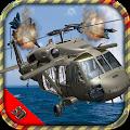 Air War Gunship Battle 3D