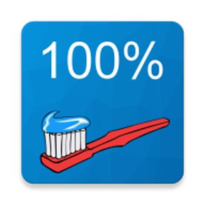 100% clean tooth