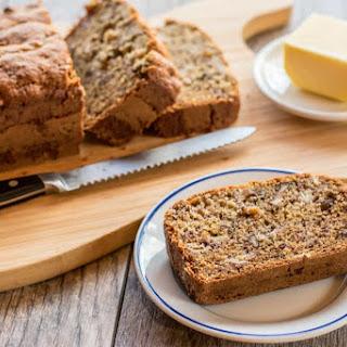 Banana Bread, Revisited Recipe