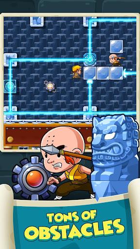 Télécharger Diamond Quest: Don't Rush! mod apk screenshots 5