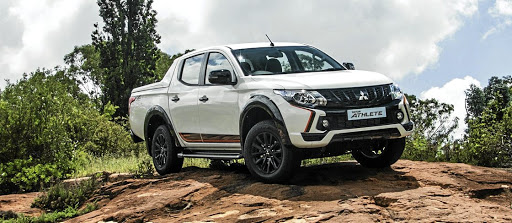 The Triton Athlete boasts a number of styling enhancements. Picture: QUICKPIC
