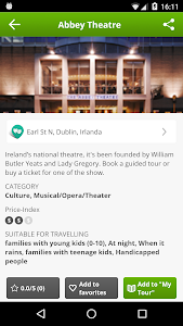 Dublin Travel Guide (City Map) screenshot 4