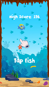 Tap Fish MOD (Unlimited Money) 3