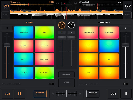 Party Mixer – DJ player app - For PC (Windows 7,8,10,XP) Free ...