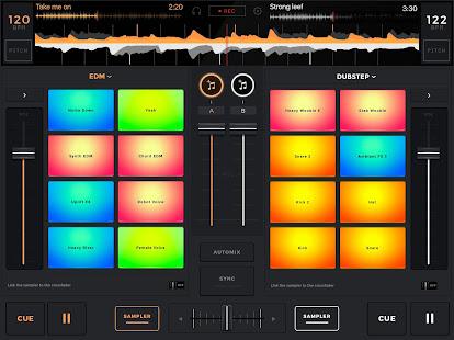 App edjing Mix: DJ music mixer APK for Windows Phone
