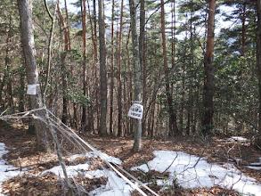 入山禁止の警告が多い