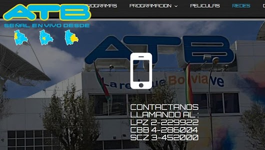 ATB BOLIVIA screenshot 1