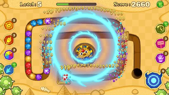 Jungle Marble Blast 2