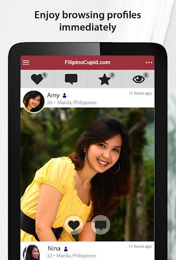 FilipinoCupid - Filipino Dating App 3.1.5.2411 screenshots 6