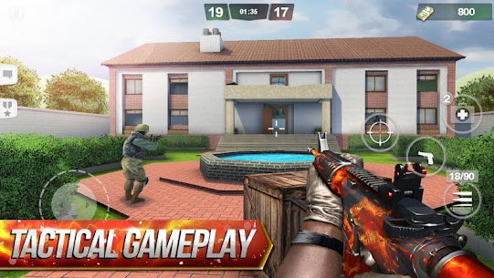 Special Ops MOD APK V1.96 (GODMODE/1 HIT KILL /UNLIMITED AMMO/COINS,GOLD/ FAST WALKING) 5