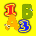 Letters and Numbers Toddlers icon