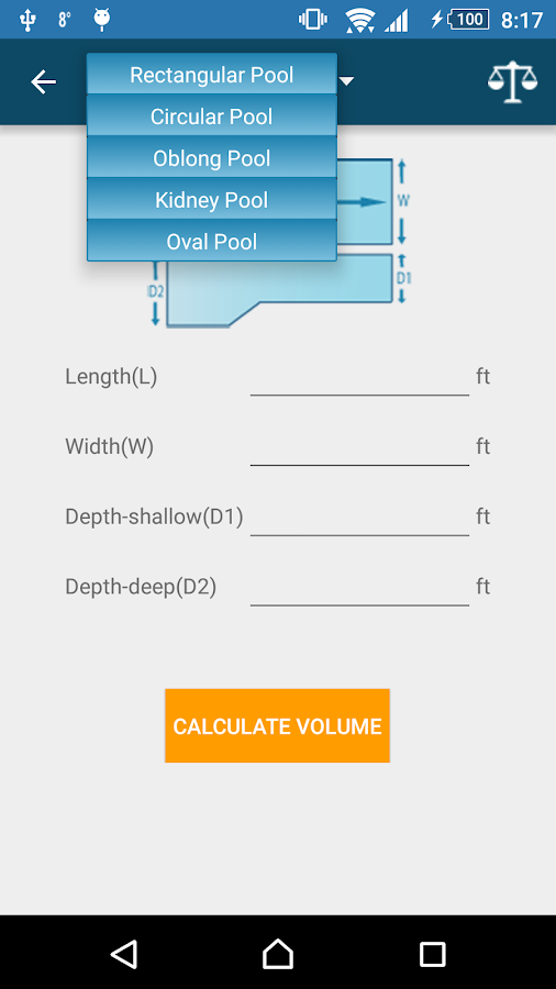 Jopic Pool Math (Trial)- screenshot