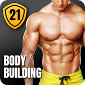 Home Workout for Men - Bodybuilding App