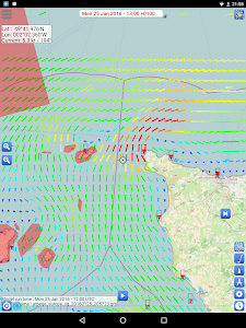Weather - Routing - Navigation screenshot 14