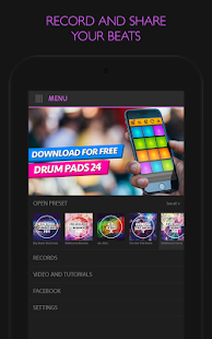 Download Electro Drum Pads 24 For PC Windows and Mac apk screenshot 15