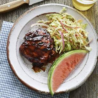 All-American BBQ Chicken Thighs