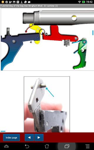 Squires Bingham Mod 20 carbine