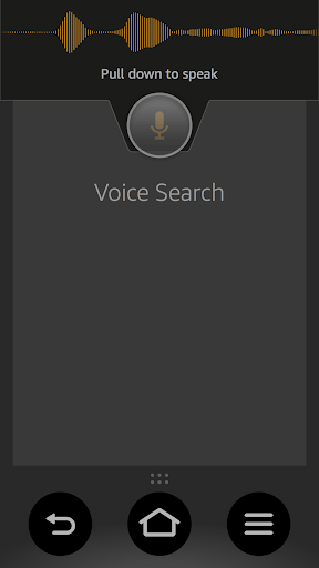 Amazon Fire TV Remote App screenshot 5