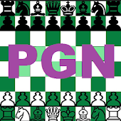 Chess game PGN viewer analysis