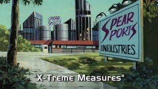 X-Treme Measures
