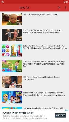 Full Movie Video Player Lite 1.1 screenshots 2
