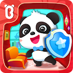 Baby Panda Safety At Home Icon