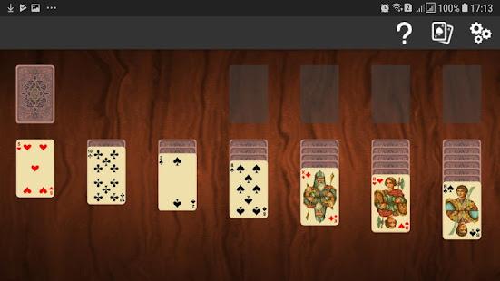 Game Klondike Solitaire APK for Windows Phone