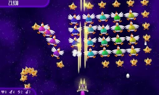 Chicken Invaders 4 1.31ggl APK + MOD (Unlocked) 3