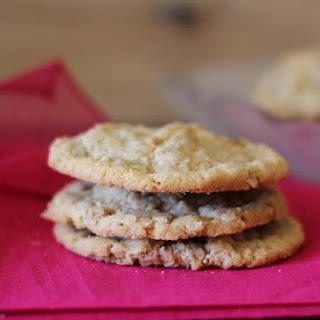 Oatmeal Pecan Crispies Recipe