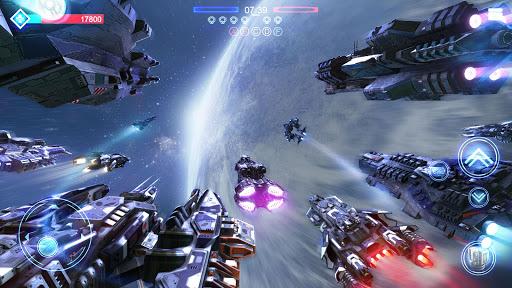 Star Forces: Jeu de tir dans l'espace  captures d'écran 1