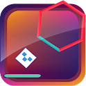 Dash Jump Geometry icon