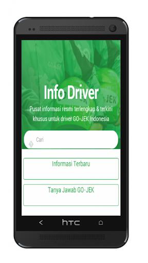 Info Driver Gojek screenshot 2