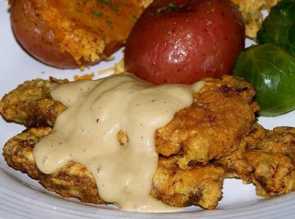 Country Fried Venison Recipe