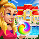 Home Sweet Home Design Bubble Shooter House Manor icon
