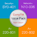 CompTIA Exam Prep Value Pack icon