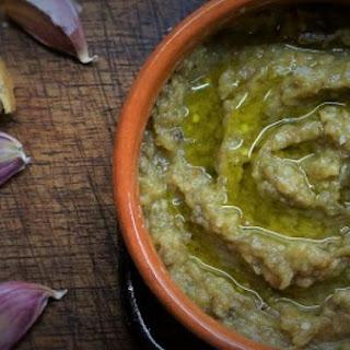 Greek Aubergine Dip - Melitzanosalata