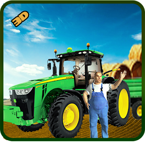 Farm Transport Tractor Driving for PC and MAC