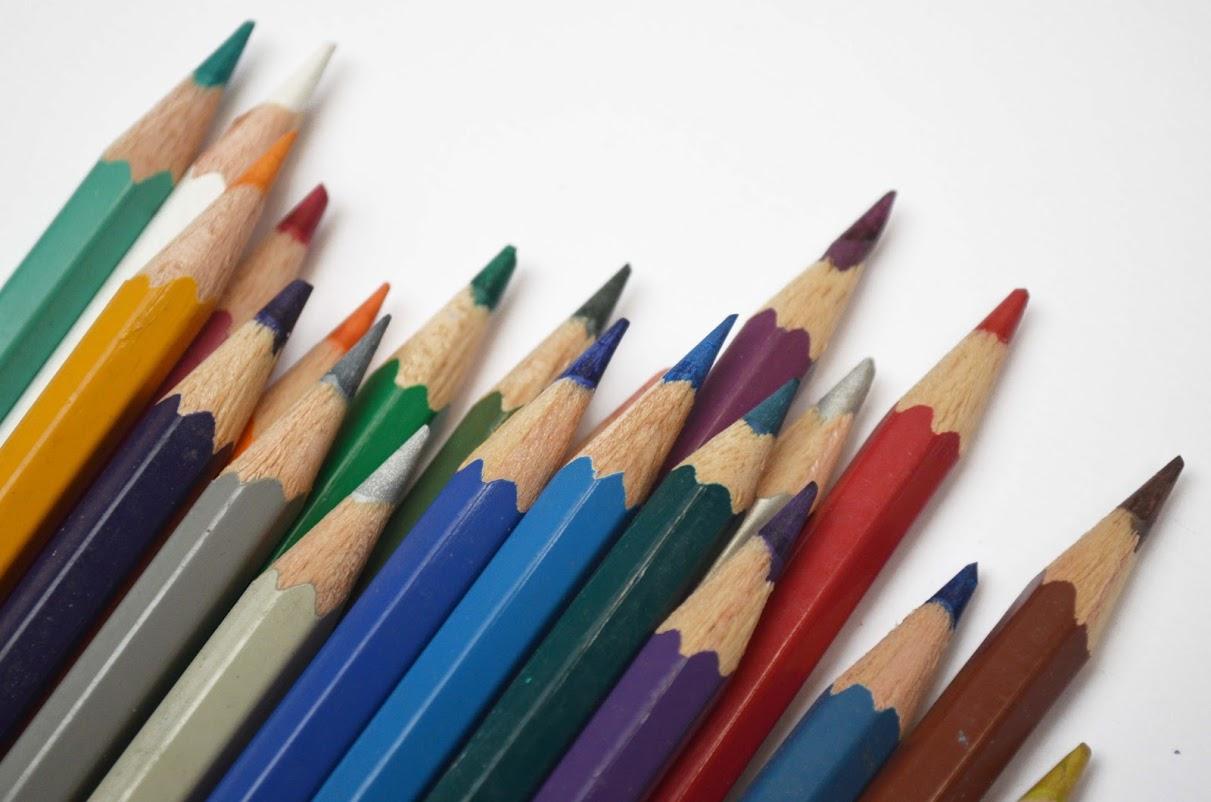166 Sketsa Gambar Pensil Warna Gudangsket