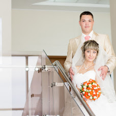 Wedding photographer Lyudmila Epanchinceva (fotomila). Photo of 04.10.2014