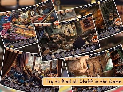Dream House Hidden Object Game screenshot 4