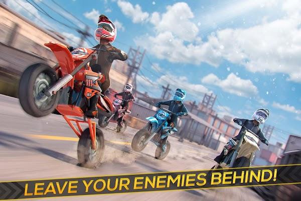 Real Motor Bike Racing - Highway Motorcycle Rider - screenshot