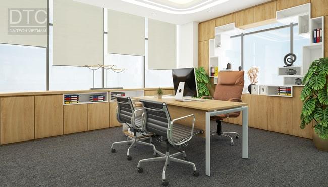 Mẫu thiết kế phòng quản lý