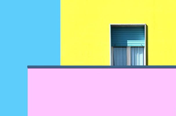 Colori e forme nella città di scacco63