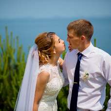 Wedding photographer Oksana Ten (Roksana). Photo of 04.07.2017