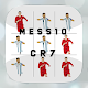 XO Messi&Cr7 (game)