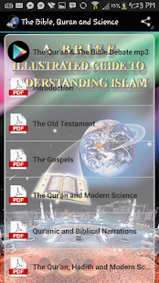 The Bible, Quran and Science - náhled