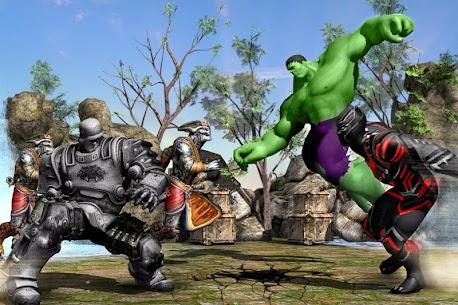 Superhero Avenger Strike Force 1